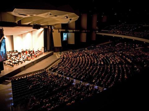 Das Philadelphia Orchestra vor einem hingerissenen Publikum